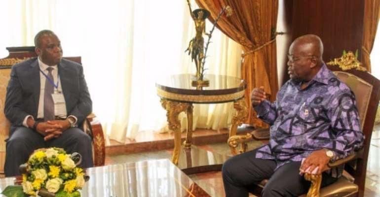 AfriExim Bank to support Akufo-Addo's industrialisation agenda
