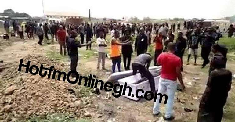 Confusion Hits Kwabenya Over Dead Body