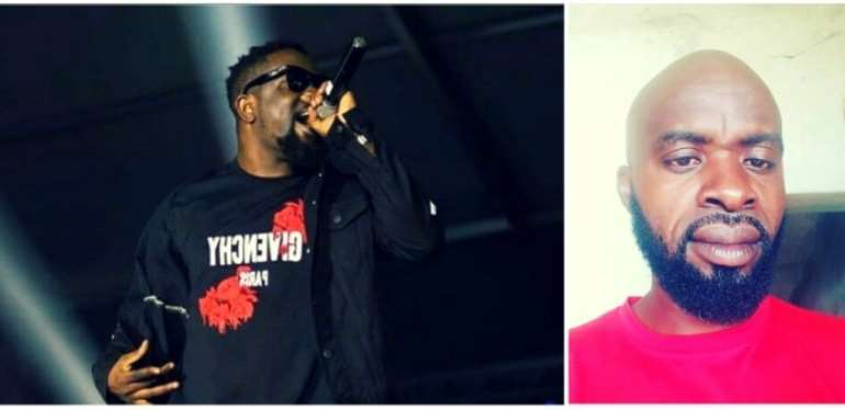 kakra Kontonkyi Hails Sarkodie For Successfully Shaping Ghana Rap
