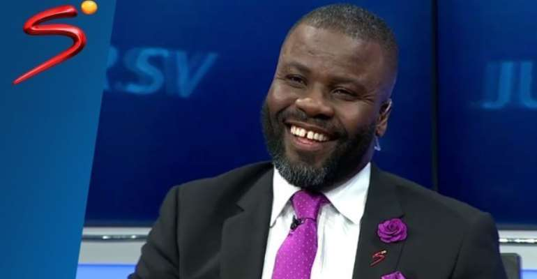 George Afriyie Delighted With Sammy Kuffour's Inclusion On Normalization Committee