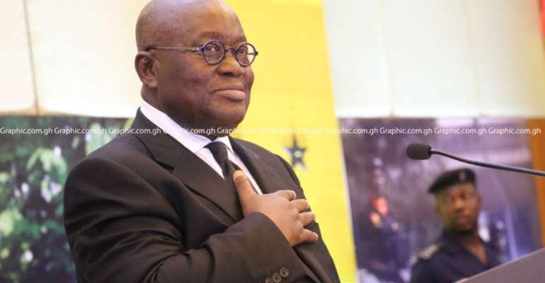 Happy 75, President of Ghana! – Part 1