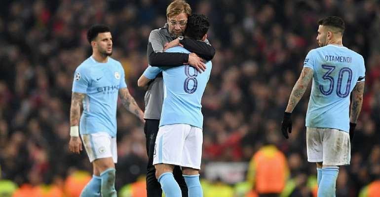 Man City's Gundogan Says Liverpool Deserve Title If Season Cancelled