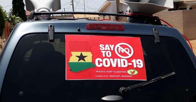 Coronavirus: Peaceful Heart Foundation Joins The Fray WithDoor-To Door Campaign