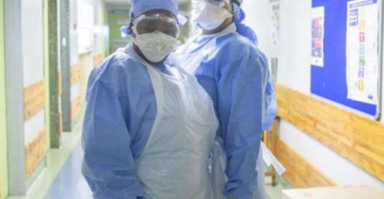 Coronavirus Update: Gov't Launches Life Insurance Cover For 10,000 Health Workers