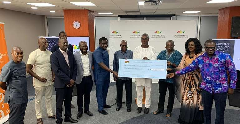 COVID-19: Private Sector Launches Fund To Support Gov't