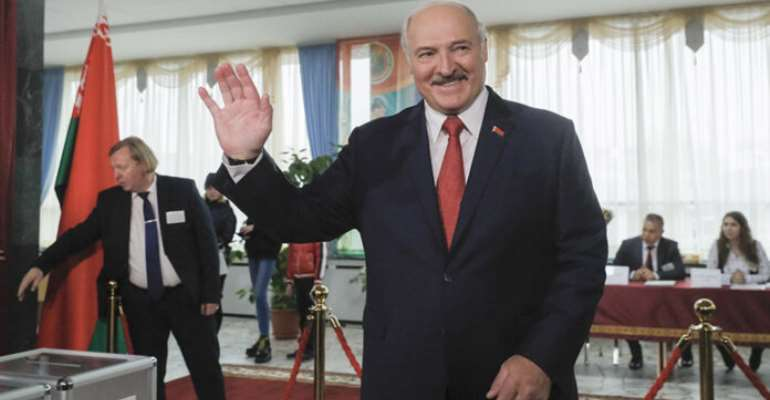 Belarus President Says Vodka And Saunas Can Cure Coronavirus As Country Refuses To Lockdown