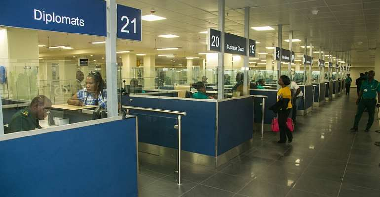 The aviation industry is a key part of Ghana's economic agenda - Source: John Dramani Mahama/Flickr