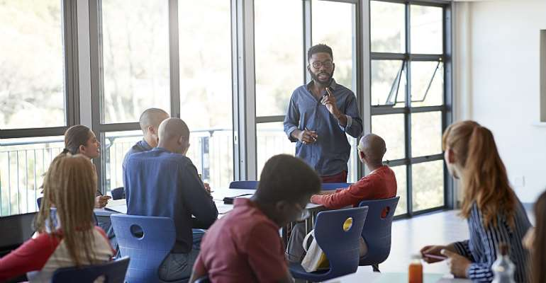 Academics in the diaspora can help revive the often outdated curriculum  and contribute to the needs of the modern, knowledge economy.  - Source: GettyImages
