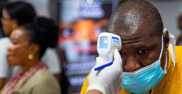 Medical measures in Africa to prevent the spread of the coronavirus