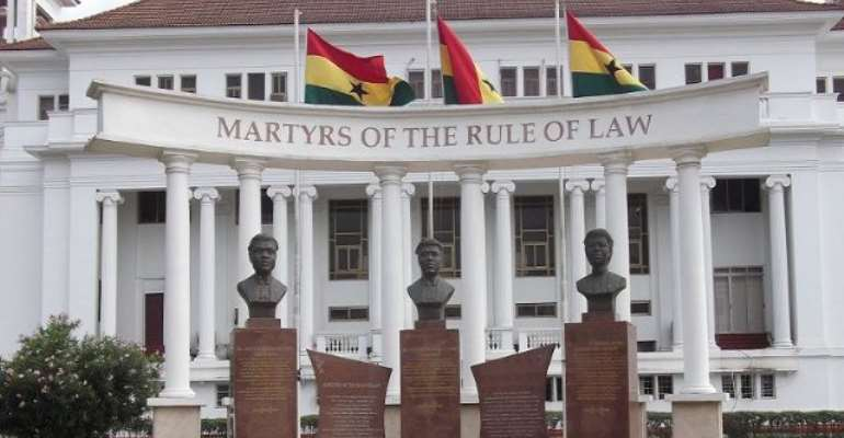 Supreme Court rules on SALL Review Application today