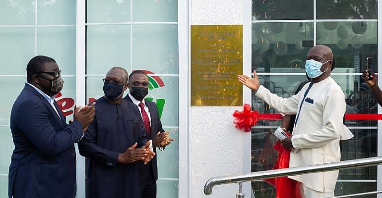 Zeepay Ghana commissions its state of the art Fintech Campus at Cantonments