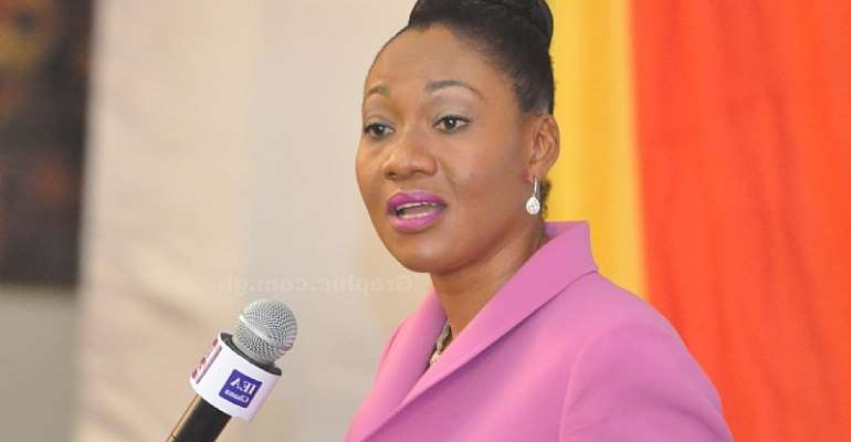 2020 Elections: Jean Mensa thanks Ghanaians for supporting the EC