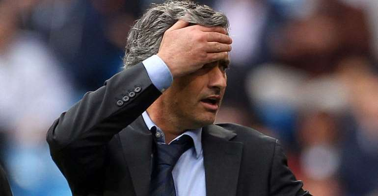 Chelsea Fans React in Horror as Jose Mourinho Is Callously Sacked by the Blues