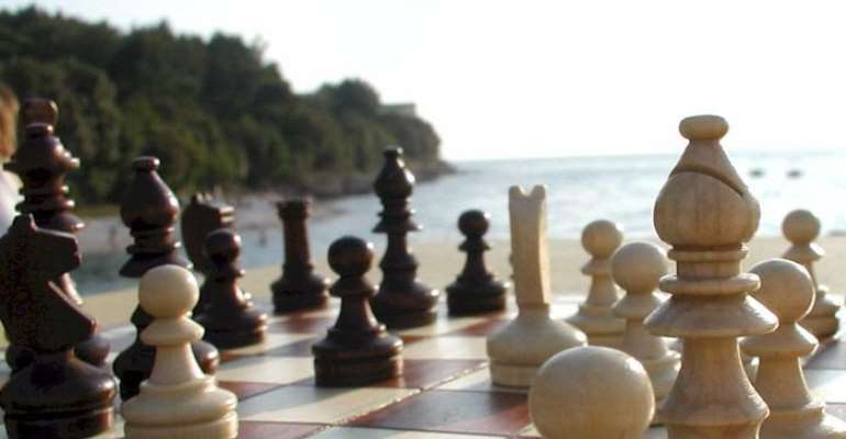 National chess championship on October 22