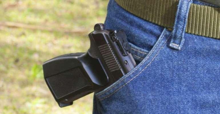 Unlicensed Gun Owner Accidentally Shoots Himself In Penis