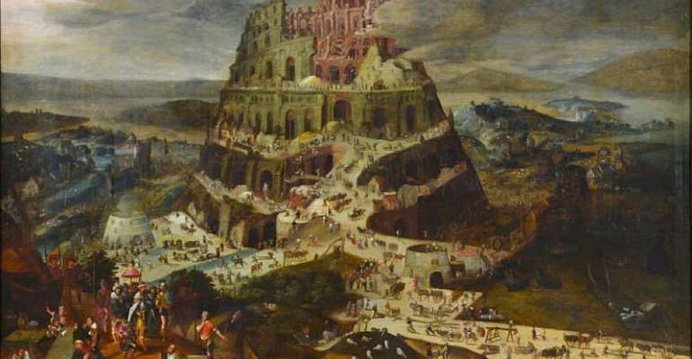 The Legendary Tower of Babel