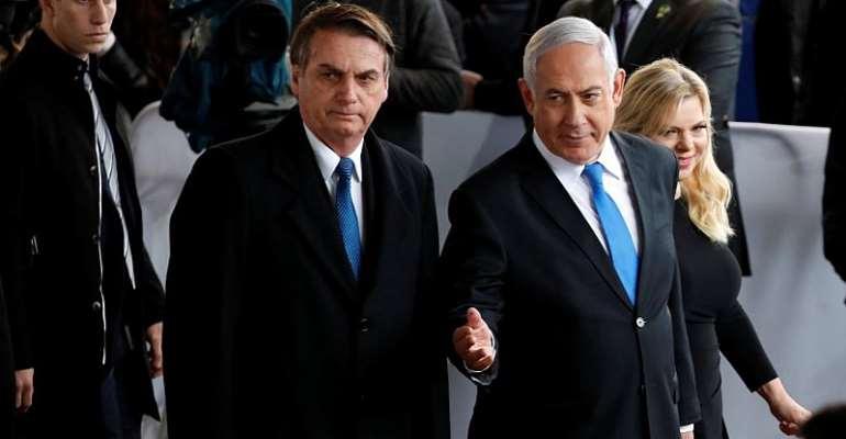 Reuters/Ronen Zvulun