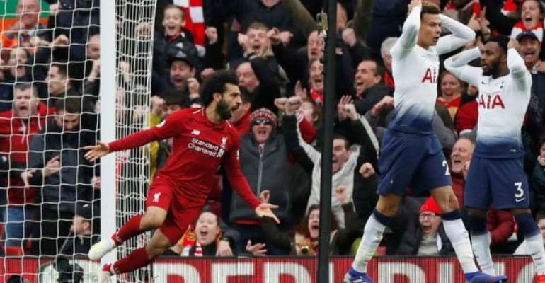 Late Own Goal Gives Liverpool Vital Win Over Spurs