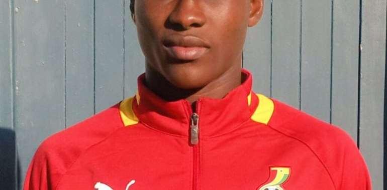 Legon Cities Sign David Cudjoe From Asokwa Deportivo