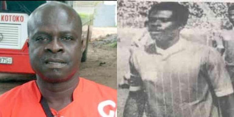 My Deepest Respect Goes To Opoku Afriyie & Kwesi Wusu – Willie Klutse Mourn Ghana Legends