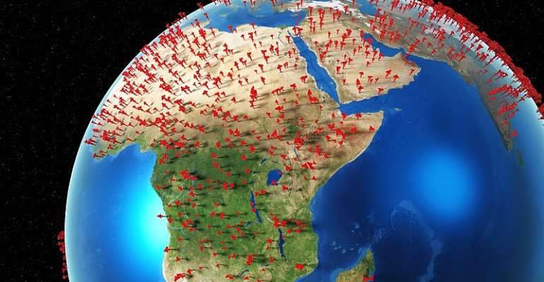 COVID-19 will spread in Africa (courtesy theconversation.com)