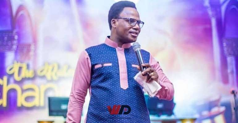 Apostle Amoako Attah Lauds Prez. For COVID-19 Lockdown; Says It Is Prophetic