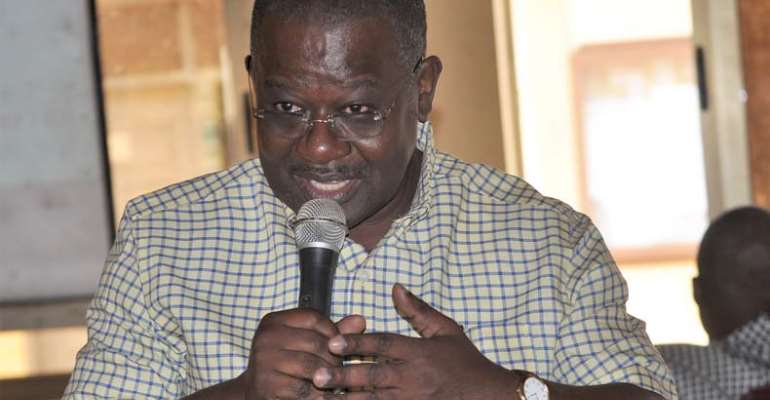 Covid-19: Gov't Can't Be Trusted With Heritage, Stabilisation Funds – Jantuah