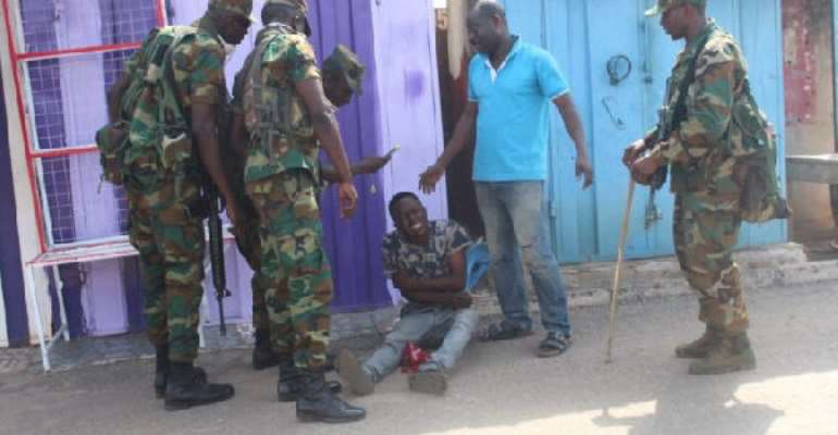 Lockdown Brutalities: We'll Deal With Officers Who Are Caught – Minister