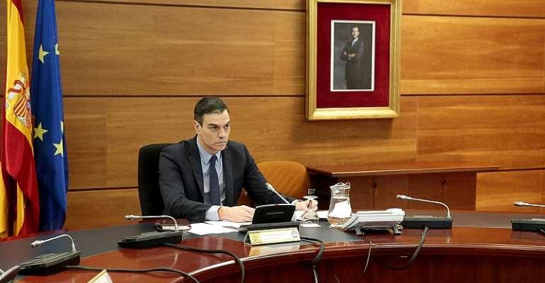 © REUTERS/Moncloa Palace/J.M Cuadrado