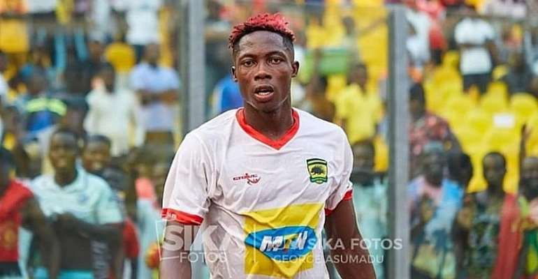 I Would Have Been A Kickboxer If I Had Not Succeeded As A Footballer – Justice Blay