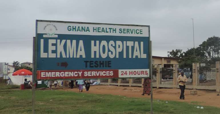 COVID-19: Residents Around LEKMA Hospital In fear After Doctor Tests Positive