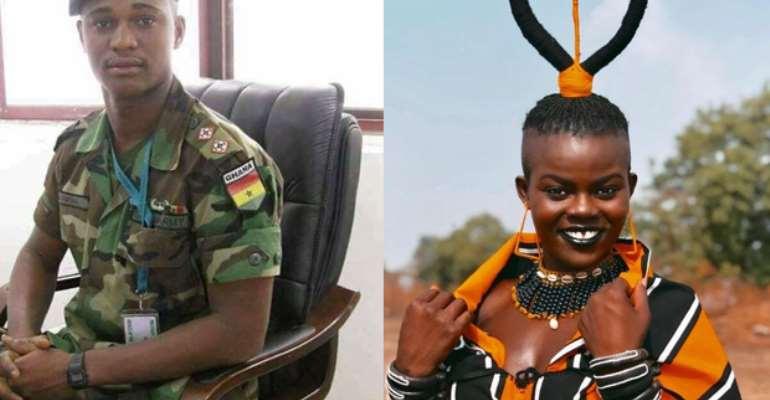 Late Captain Maxwell Mahama, Wiyaala