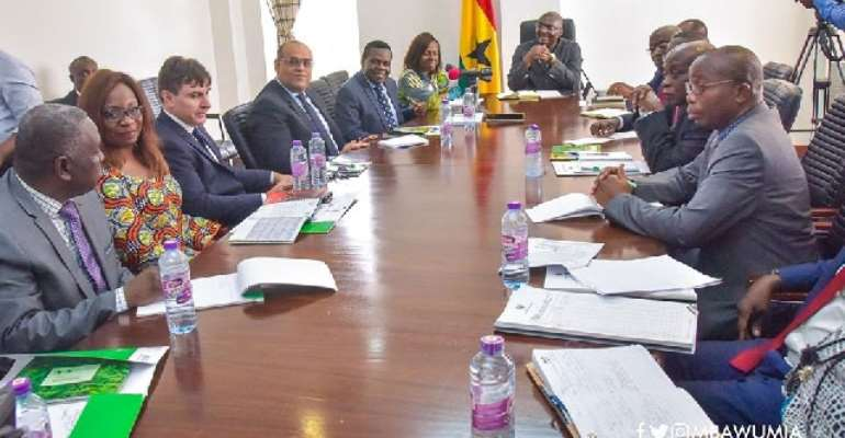 We're Committed To Strengthening Partnership With AfDB – Bawumia