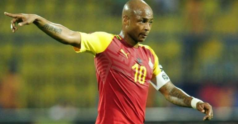 CK Akonnor Confirms Andre Ayew Remains Black Stars Captain