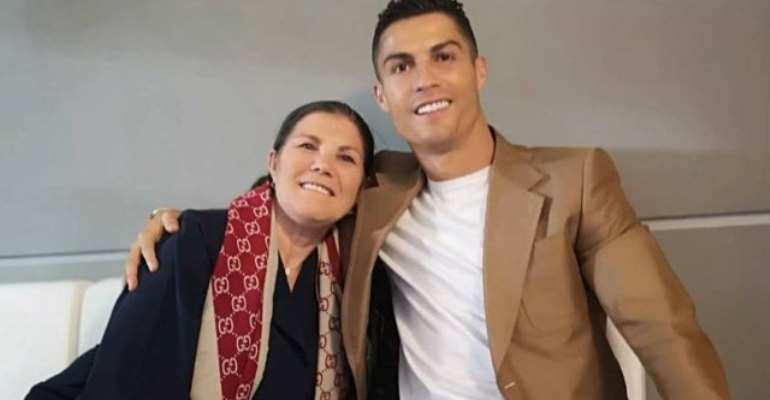 Dolores Aveiro, Cristiano Ronaldo's mother, suffers a stroke