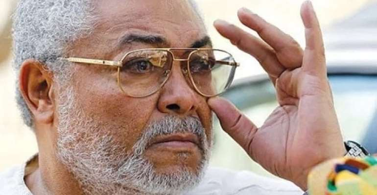 Rawlings Places ¢25,000 Bounty On Killers Of Sogakope Assemblyman