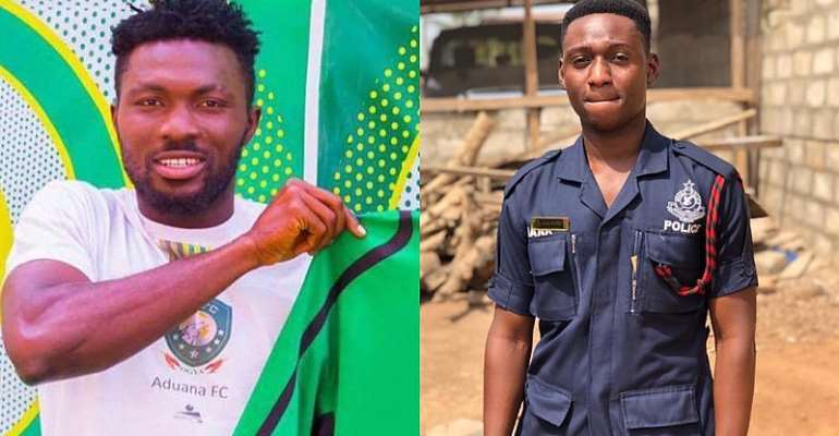 Aduana Stars Farouk Adams to be arraigned before court today for crashing police officer to death