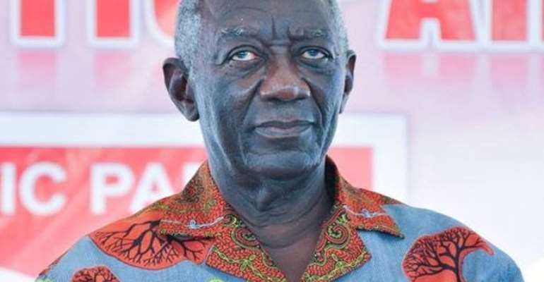 Go for Covid-19 jab or blame yourself if you catch covid-91 – Kufuor to Ghanaians