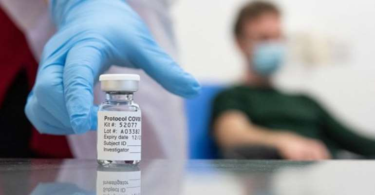 One shot of the two-dose Covid vaccine can prevent serious illness, death