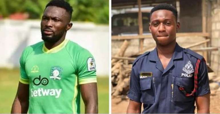 Aduana Stars' Farouk Adams charged on 2 counts for crashing police officer to death in car accident