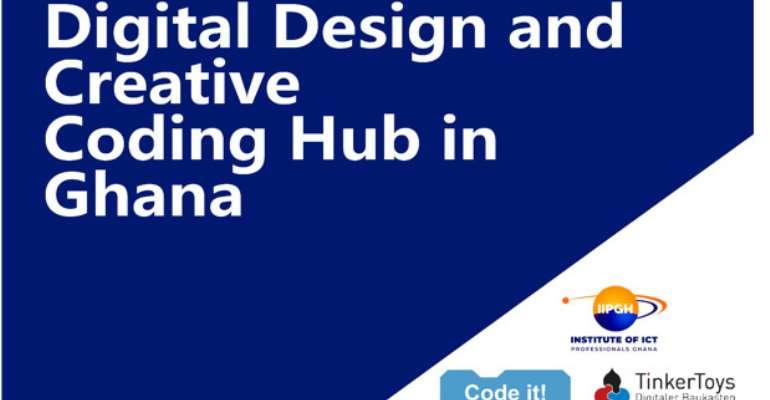 Digital design and creative coding hub in Ghana---2 …Revolutionizing art and creativity
