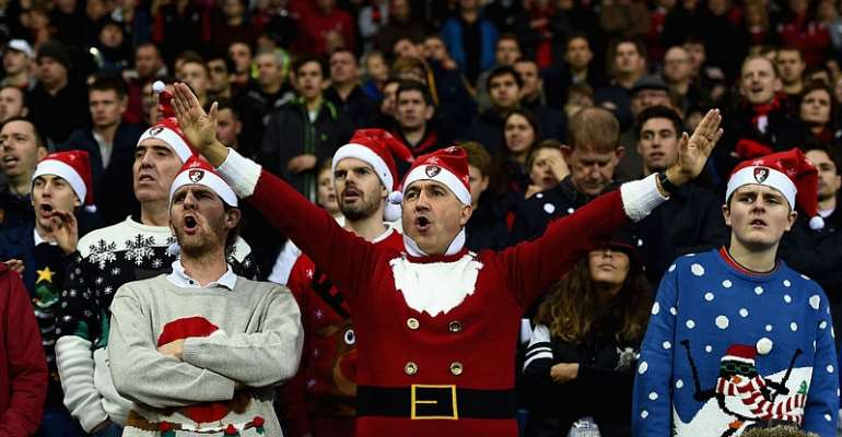 8 English Premier League Christmas Crackers to Look Forward to Over the Festive Period