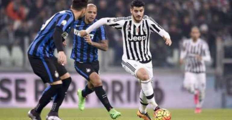 Juventus 3-0 Inter: Kwadwo Asamoah excels as Bianconeri thrash Nerazzurri in Coppa Italia first leg