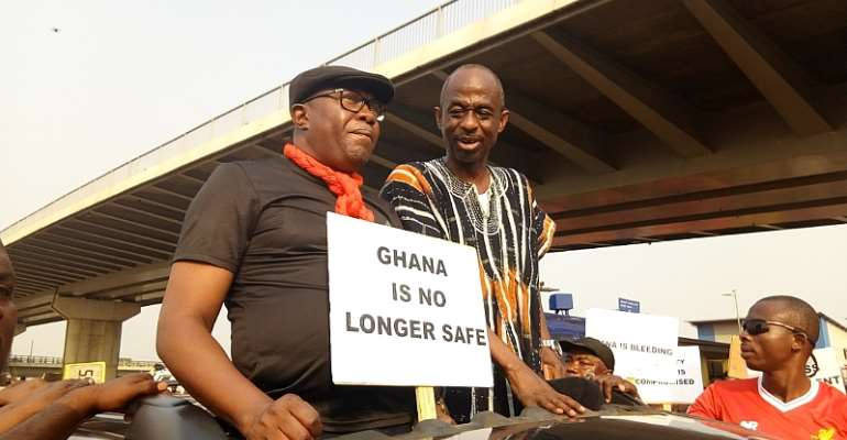 CID's Swift Invitation Of Chairman Samuel Ofosu Ampofo Is A Blatant Attempt By Government To Divert Ghanaians Attention