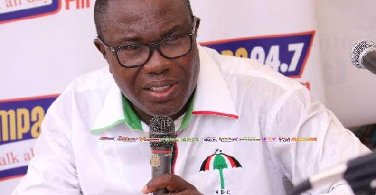 Arrest And Prosecute 'Evil Plotter' Ofosu Ampofo – Group