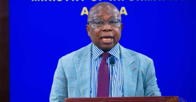 Coronavirus: Don't Shake Hands – Health Minister Advise Ghanaians