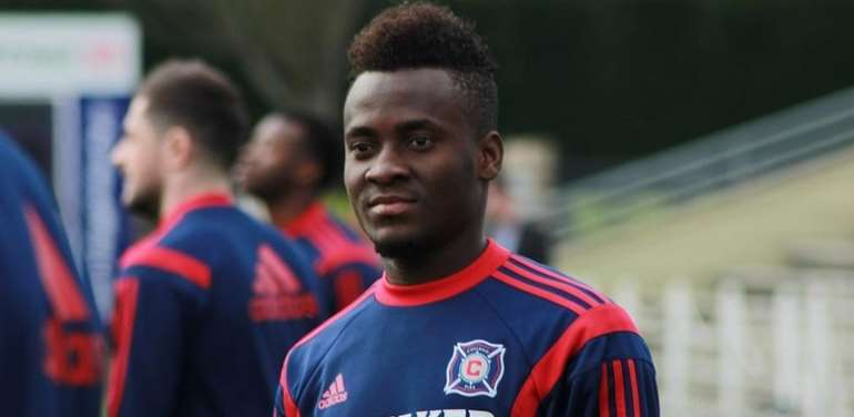 David Accam Survives Middle Tennessee Tornado In USA