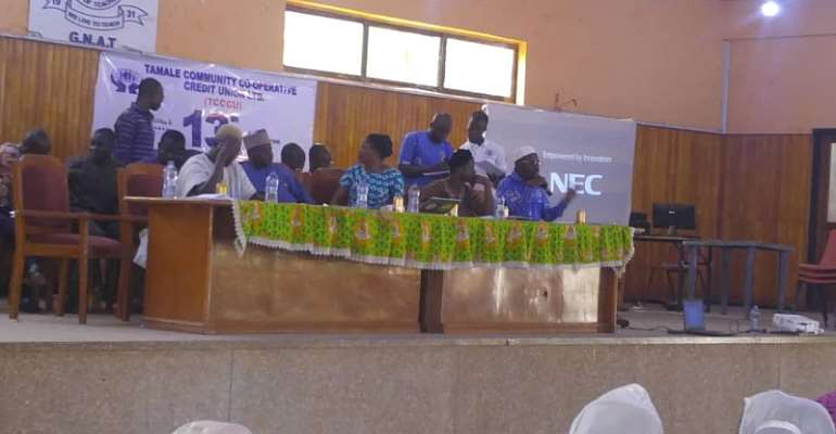 Tamale Community Cooperative Credit Union Holds 13th Annual General Meeting