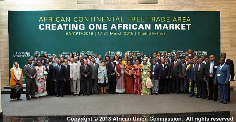 AfCFTA Can Be A Mechanism For Building Long-Term Continental Resilience: Ways Africa's Free Trade Area Could Help Mitigate Effects Of COVID-19