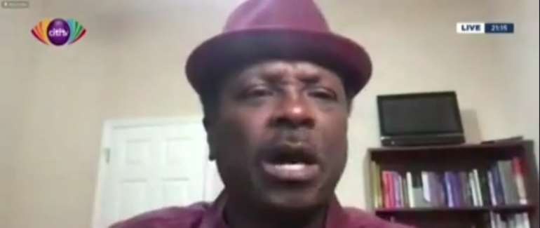 Audit Service Board challenging Domelevo's nationality wrong – Kwaku Azar